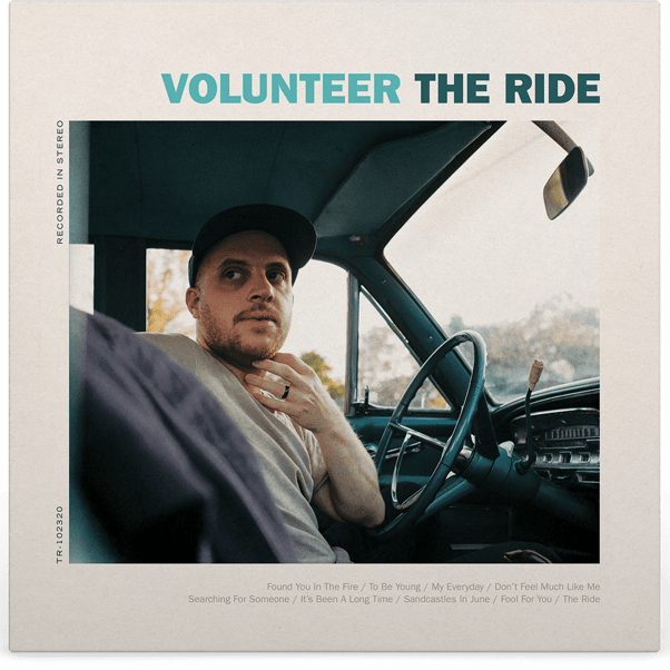 Volunteer The Ride album cover