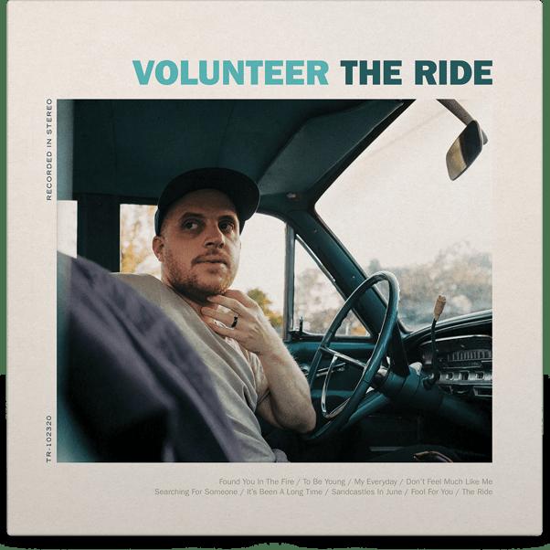 Volunteer The Ride album cover